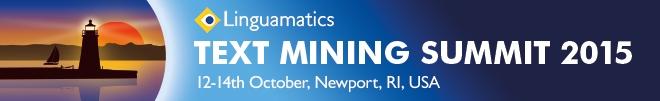 Text Mining Summit 2015