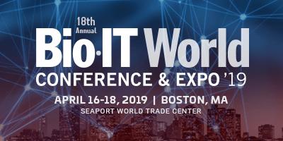 Bio-IT World conference 2019