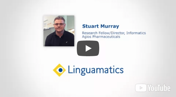 """For sophisticated text mining semantic search we think Linguamatics is the best."""