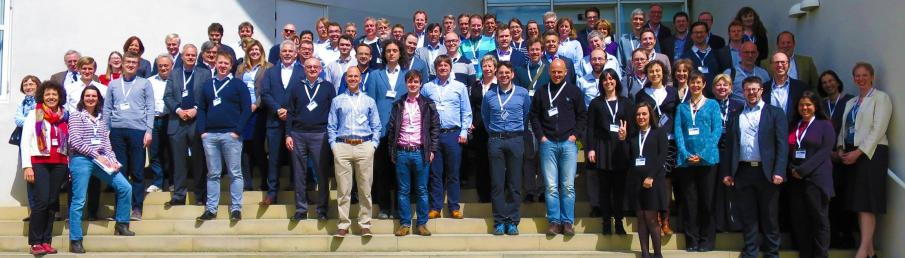 Attendees at Linguamatics Spring Text Mining Conference
