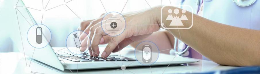Natural Language Processing (NLP) AI Technology Patient Data