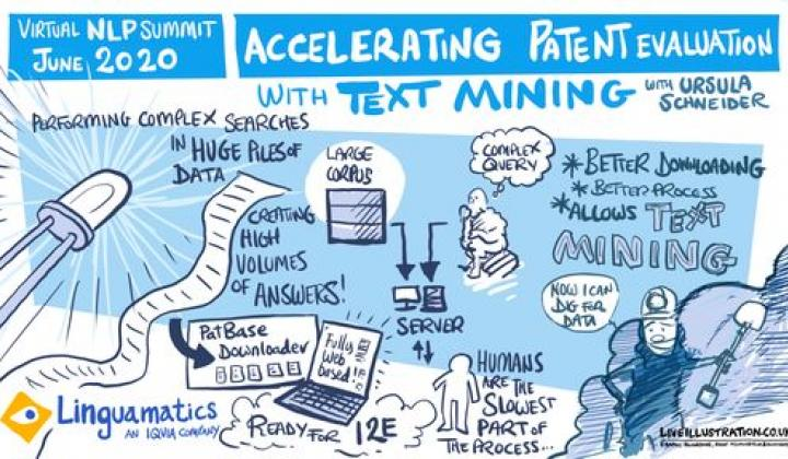 Webinar: Accelerating Patent Evaluation with Text Mining - Ursula Schneider