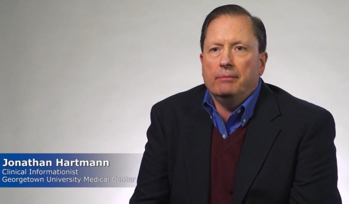 Jonathan Hartmann, Georgetown University Medical Center