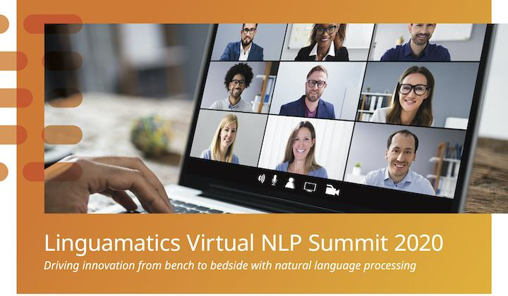 Linguamatics Virtual NLP Summit 2020