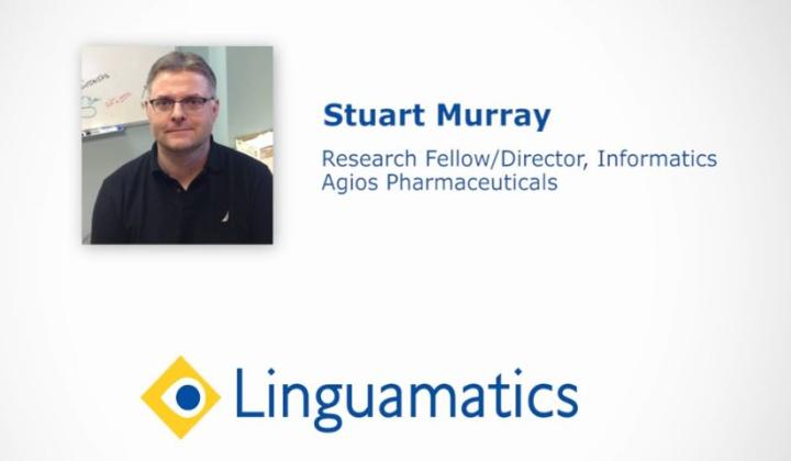 Stuart Murray, Agios Pharmaceuticals